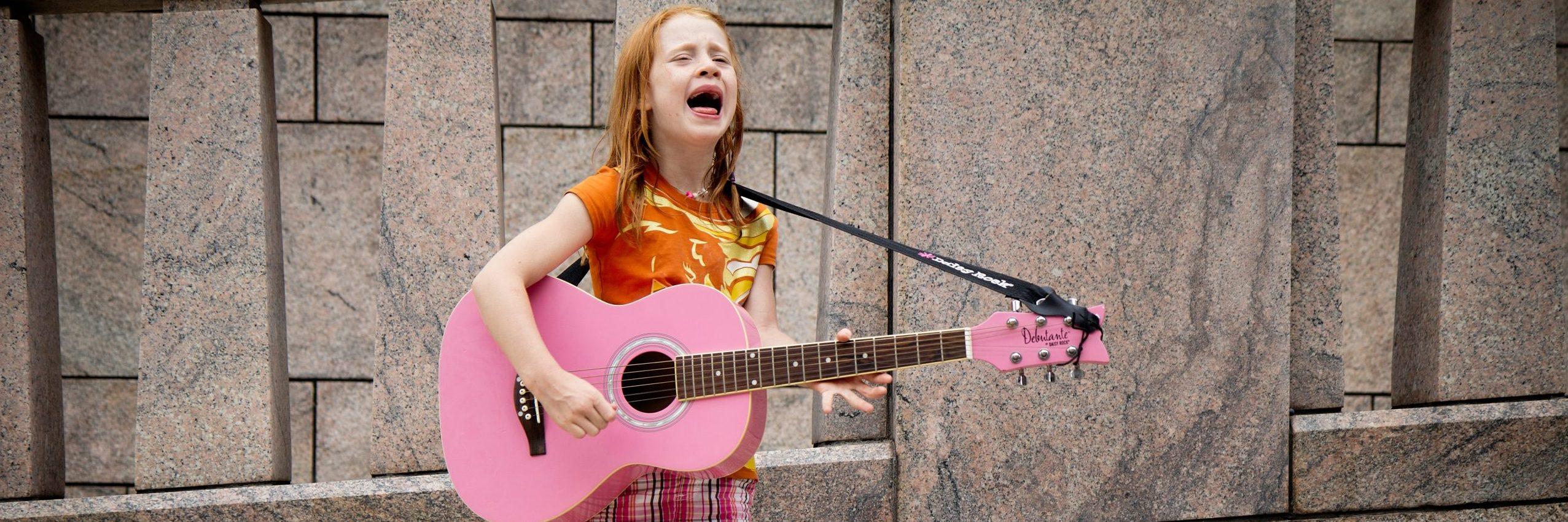 Muziek maken met kinderen in groep 5 t/m 8