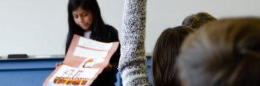Teamtraining Wereldwijsheid in je klas